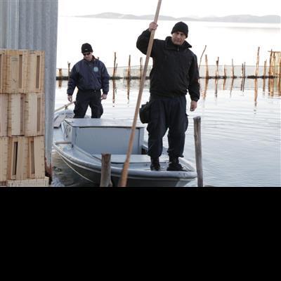 Ψαράδες ελεύθεροι και πολιορκημένοι