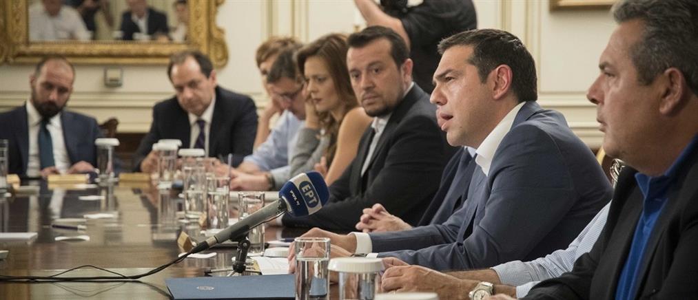 FAZ: όποιος ξεγράφει τον Τσίπρα… κάνει λάθος
