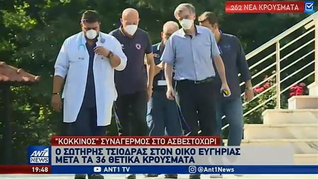 Κορονοϊός: συναγερμός σε οίκο ευγηρίας στη Θεσσαλονίκη