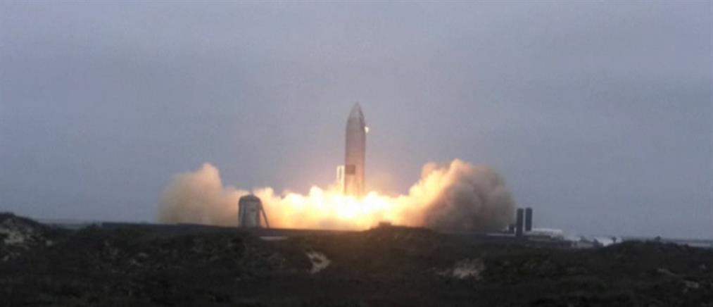 SpaceX: Το Starship του Έλον Μασκ προσεδαφίστηκε επιτυχώς στην Γη (βίντεο)