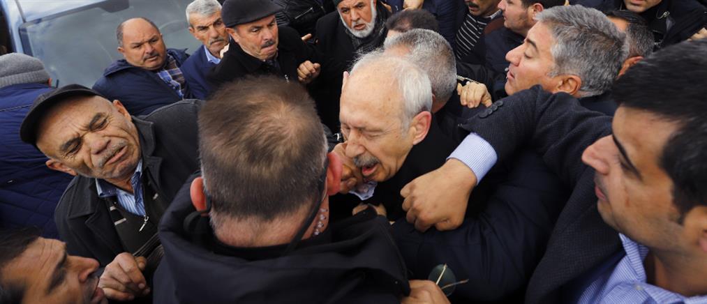 Τουρκία: Συλλήψεις για την επίθεση στον Κιλιτσντάρογλου