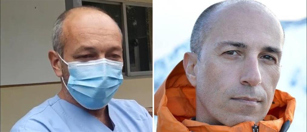Τραγωδία στον Όλυμπο: θρήνος για τους γιατρούς που παρασύρθηκαν από χιονοστιβάδα