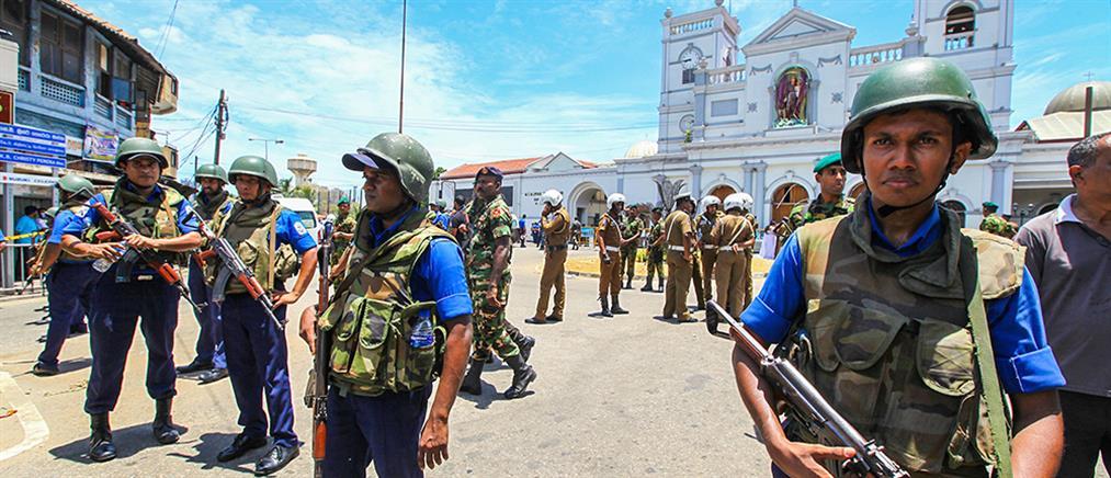 Σρι Λάνκα: Δεκάδες νεκροί σε αστυνομική επιχείρηση σε κρησφύγετο των καμικάζι