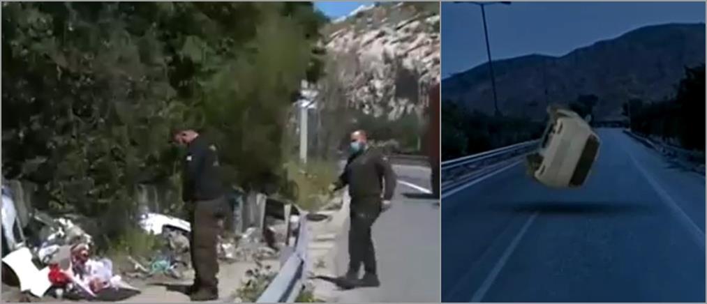 Θρήνος για τους τρεις νέους που σκοτώθηκαν σε τροχαίο (βίντεο)