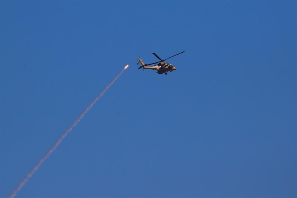 Γάζα - Ισραήλ - επιθέσεις - πύραυλοι