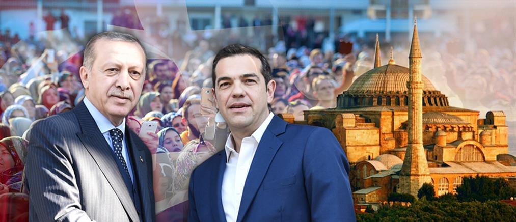 """Προκλήσεις Ερντογάν για… """"εσωτερική κατανάλωση"""" (βίντεο)"""