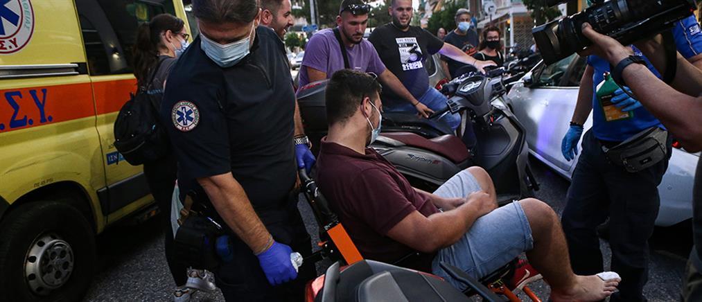 Ληστές πυροβόλησαν πολίτη στην Καισαριανή