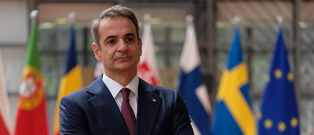 Μητσοτάκης από Βρυξέλλες: η Ελλάδα πυλώνας σταθερότητας στην Ανατολική Μεσόγειο