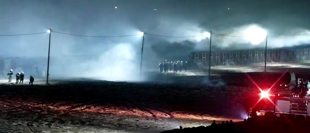 Καστανιές: Εκατοντάδες επιχείρησαν να εισβάλλουν με τη βοήθεια Τούρκων αστυνομικών