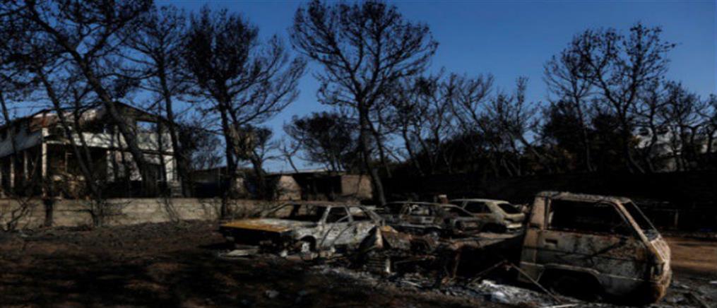 Αντιπλημμυρικά έργα 17 εκατ. ευρώ σε πυρόπληκτες περιοχές της Αττικής