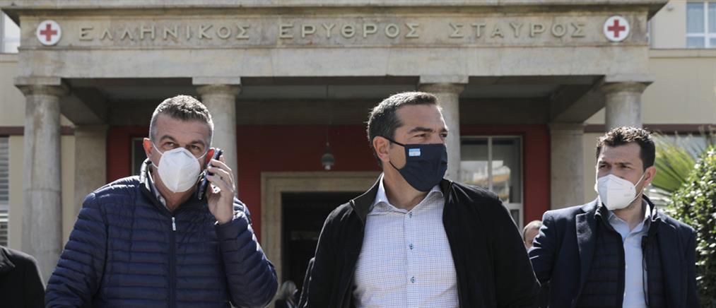"""Τσίπρας: Επίταξη ιδιωτών γιατρών στο """"και πέντε"""" και χωρίς σχέδιο"""