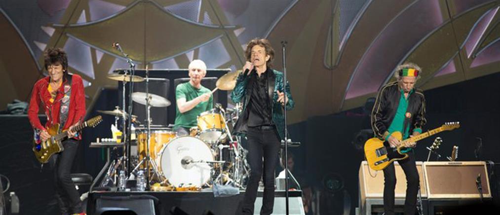 Νέο δίσκο βγάζουν οι Rolling Stones