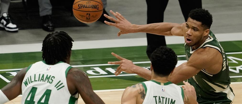 "NBA: συνεχίζουν την ""παρέλαση"" οι Μπακς"