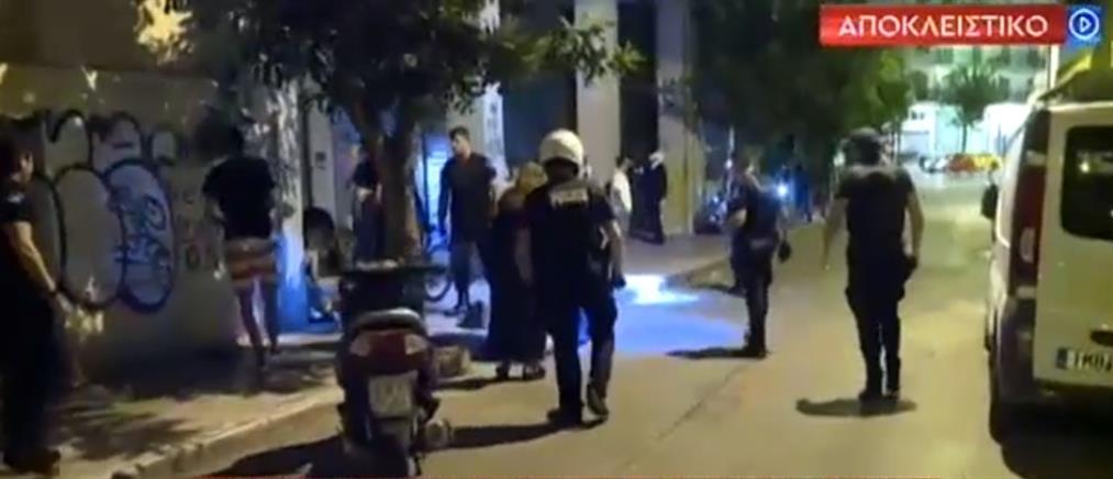 Αποκλειστικό ΑΝΤ1: Καρέ καρέ η επιχείρηση της αστυνομίας στα στέκια ναρκωτικών (βίντεο)