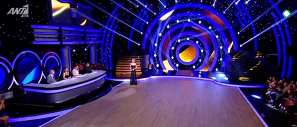 """""""Dancing With The Stars"""": Οι μοναδικές χορογραφίες και η πρόωρη αποχώρηση (βίντεο)"""
