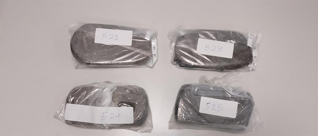 """Πάνω από 3 κιλά ηρωίνη σε διαμέρισμα… """"καβάτζα"""" (εικόνες)"""