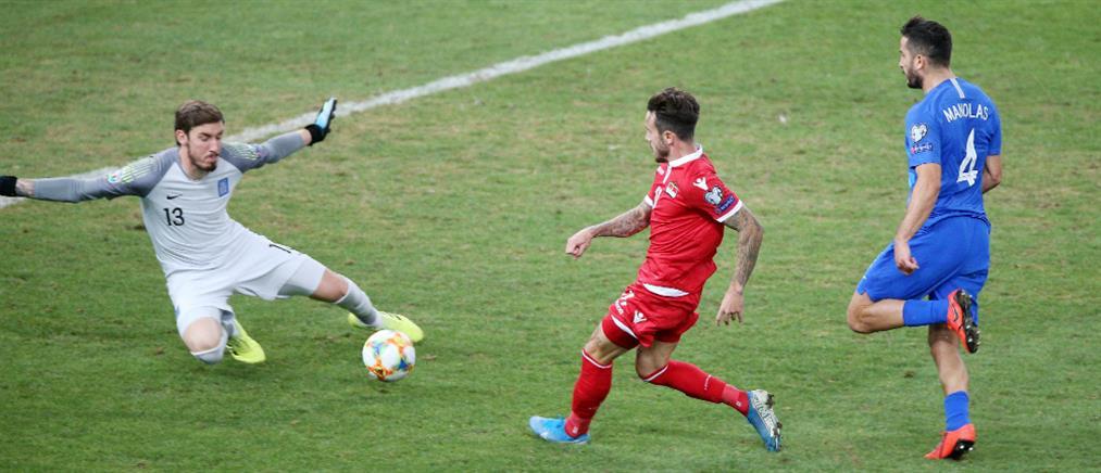 Ποδοσφαιρική ταπείνωση: ούτε με το Λιχτενστάιν!