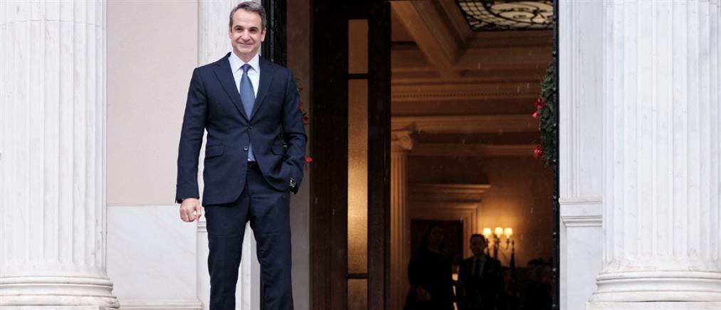 Μητσοτάκης: έγιναν άλματα προόδου στην Ελλάδα μέσα σε έναν χρόνο