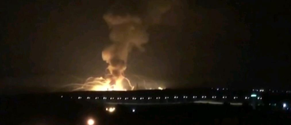 Ιορδανία: Σειρά εκρήξεων σε στρατιωτική βάση (βίντεο)