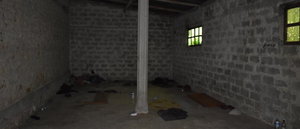 Συμμορία κρατούσε ομήρους αλλοδαπούς (εικόνες)