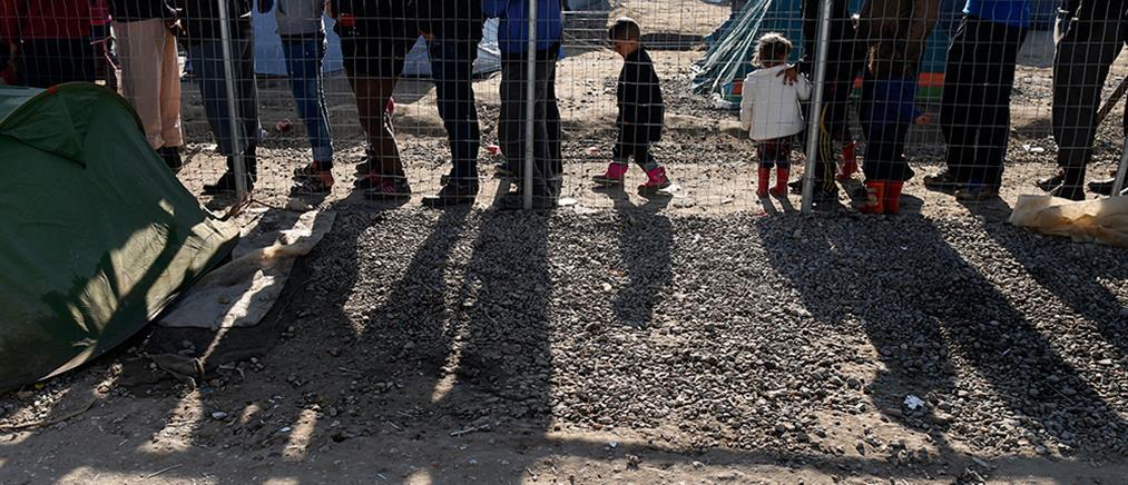 Λέσβος: Πάνω από 5300 οι εγκλωβισμένοι πρόσφυγες και μετανάστες