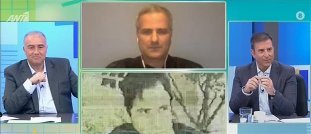 Έρικ Αλεξανδράκης στον ΑΝΤ1: Ο μουσικός που έκανε τέχνη την διπλή μάχη του ενάντια στον καρκίνο (βίντεο)