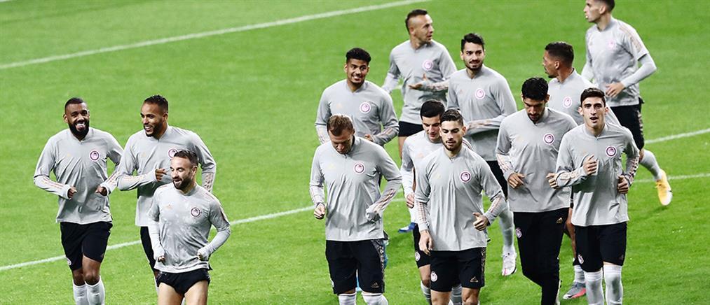 "Champions League: Στο Πόρτο για τη ""μάχη των 16"" ο Ολυμπιακός"