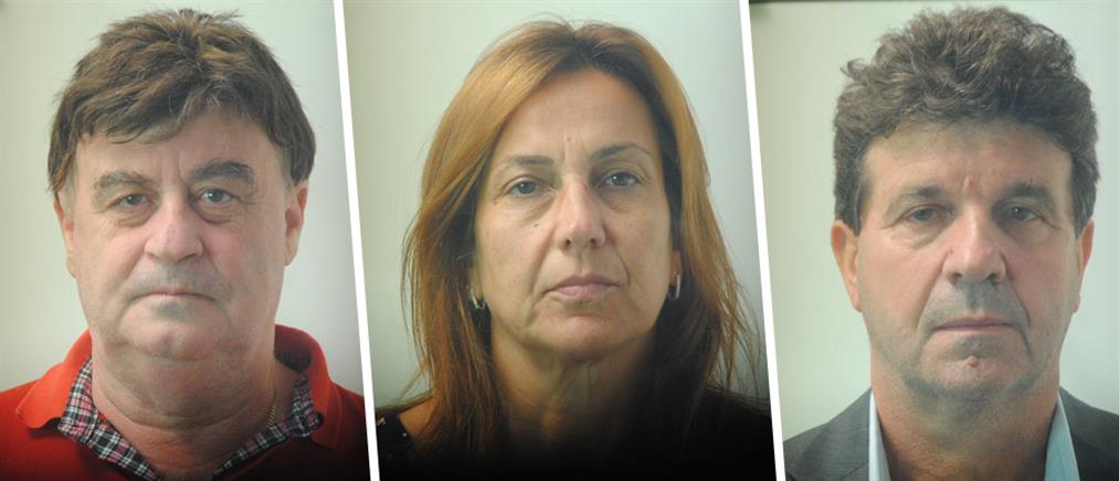 Ο καθηγητής του ΤΕΙ Σερρών και οι κατηγορούμενοι ως συνεργοί του (εικόνες)