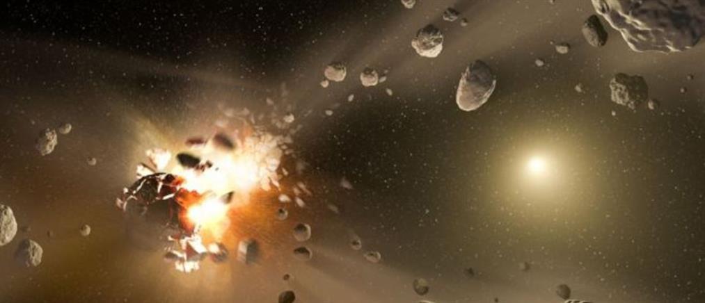 Πώς ένας αστεροειδείς οδήγησε τη Γη σε εποχή παγετώνων