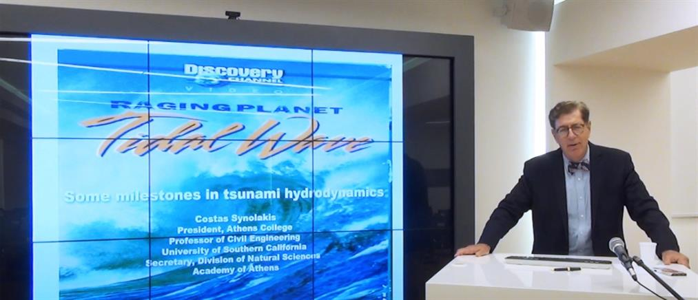 Hamaguchi Award 2020: Διεθνής διάκριση για τον Κώστα Συνολάκη (εικόνες)