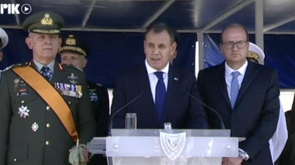 Δήλωση Νίκου Παναγιωτόπουλου για την 60ή επέτειο ανεξαρτησίας της Κυπριακής Δημοκρατίας
