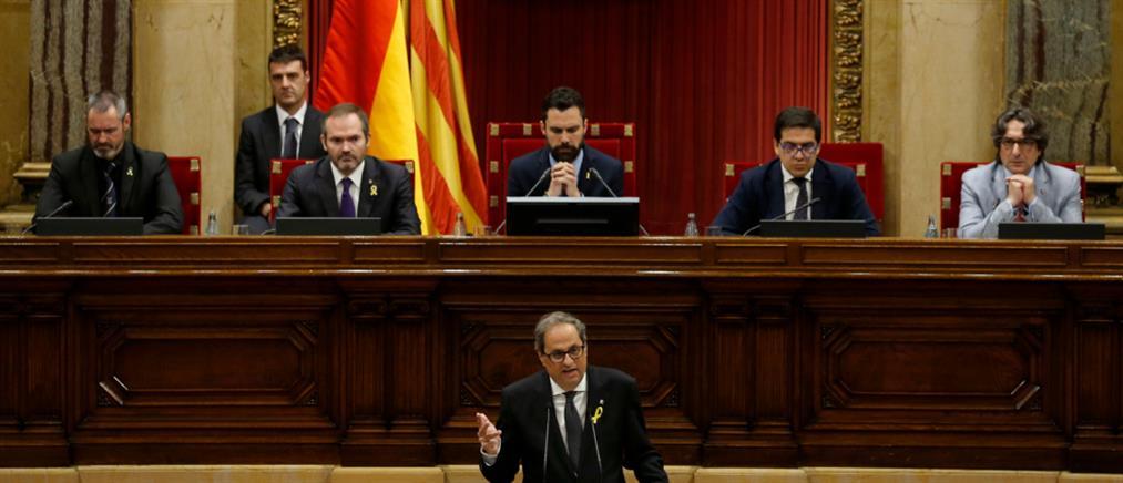 Νέος Πρόεδρος της Καταλονίας ο… εκλεκτός του Πουτζντεμόν
