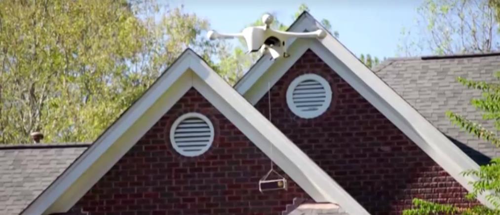 Φάρμακα στο σπίτι: παράδοση με… drone (βίντεο)