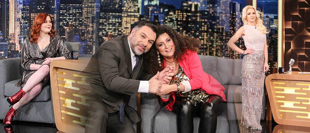 """The 2Night Show"": ξεχωριστές παρουσίες στην εκπομπή της Τετάρτης (εικόνες)"