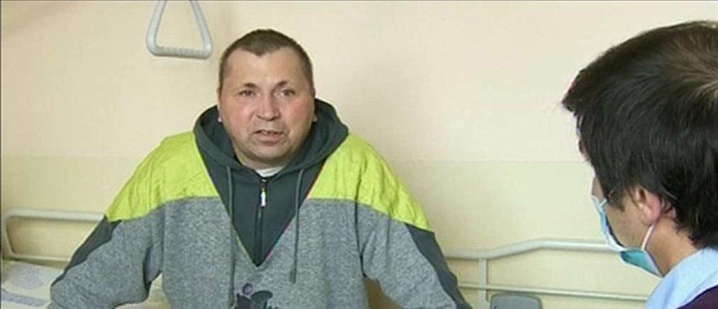 Σοκ για Ρώσο που ξύπνησε από κώμα και εμαθε για τον κορονοϊό (βίντεο)