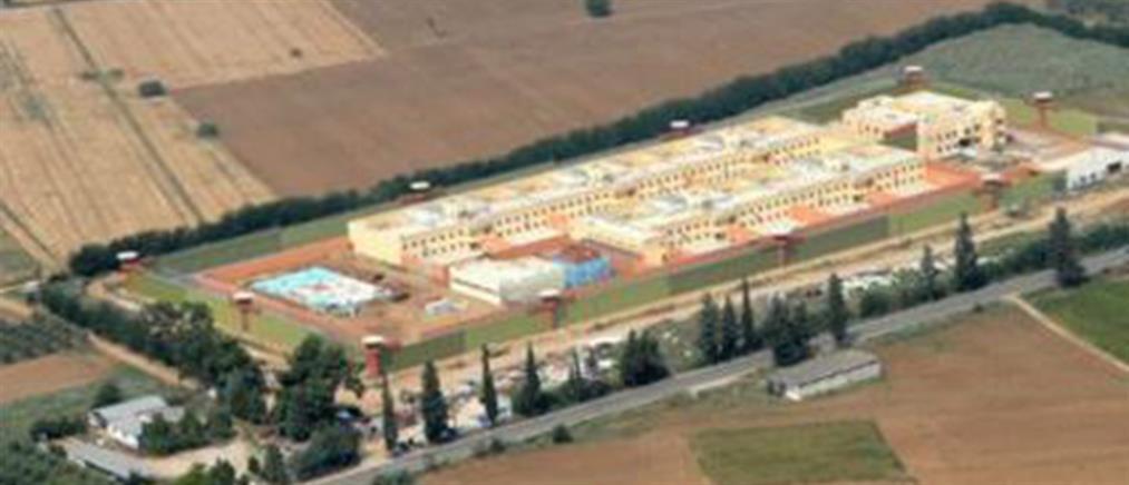 Απόδραση κρατούμενου από τις Φυλακές Κασσάνδρας