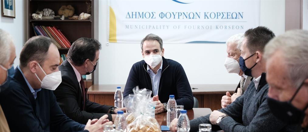 Μητσοτάκης: είμαστε αποτελεσματική Κυβέρνηση