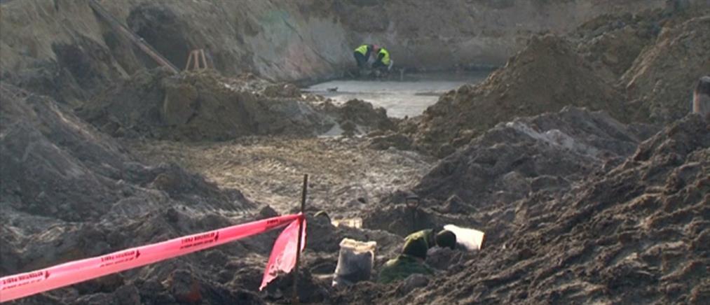 Βρέθηκαν μαζικοί τάφοι με εκατοντάδες θύματα των ναζί (βίντεο)