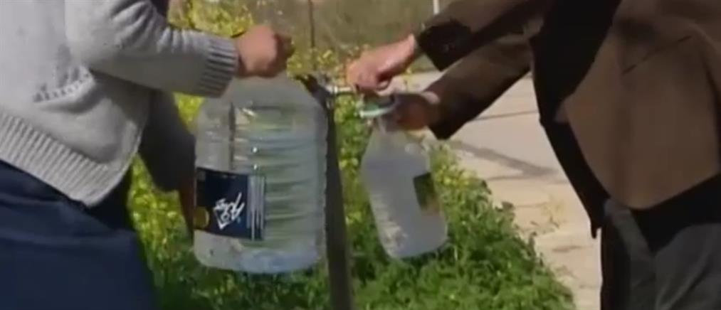 Το νερό...νεράκι λένε οι κάτοικοι σε περιοχές της Κέρκυρας (βίντεο)