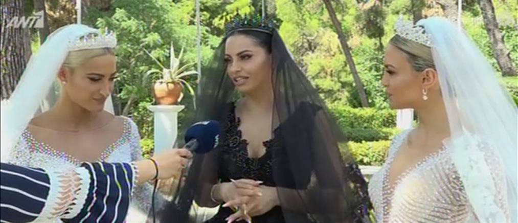 """""""Το Πρωινό"""": Η Ιωάννα Τούνη ντύθηκε νυφούλα (βίντεο)"""