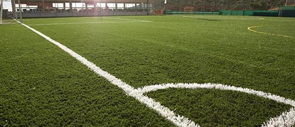 Άγριο ξύλο σε σχολικό αγώνα ποδοσφαίρου