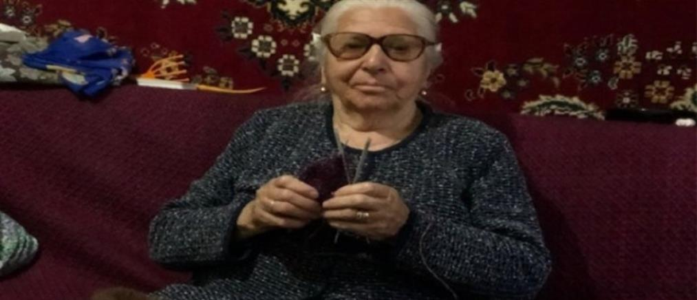Επίδοξοι ληστές στο σπίτι της γιαγιάς με τα τερλίκια: Τους έδιωξε με..μπαστούνι