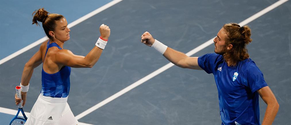 Τσιτσιπάς - Σάκκαρη: Οι αντίπαλοί τους στο US Open