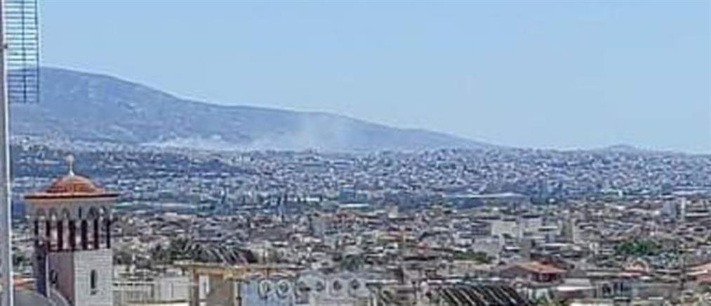 Φωτιά στην Αργυρούπολη (εικόνες)