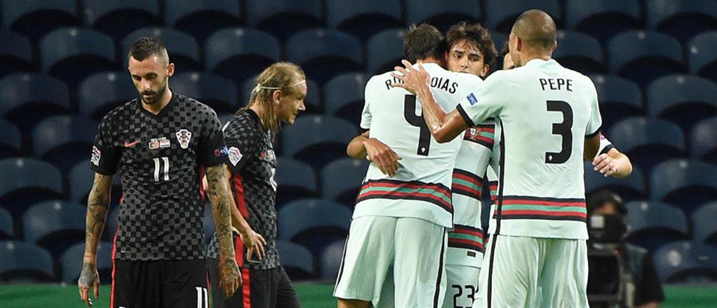 Nations League: Σπουδαίες νίκες για Γαλλία, Πορτογαλία και Βέλγιο