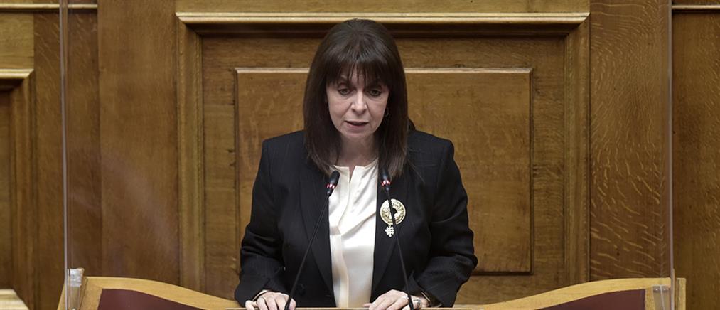 Η Βουλή των Ελλήνων τίμησε την Παγκόσμια Ημέρα της Γυναίκας