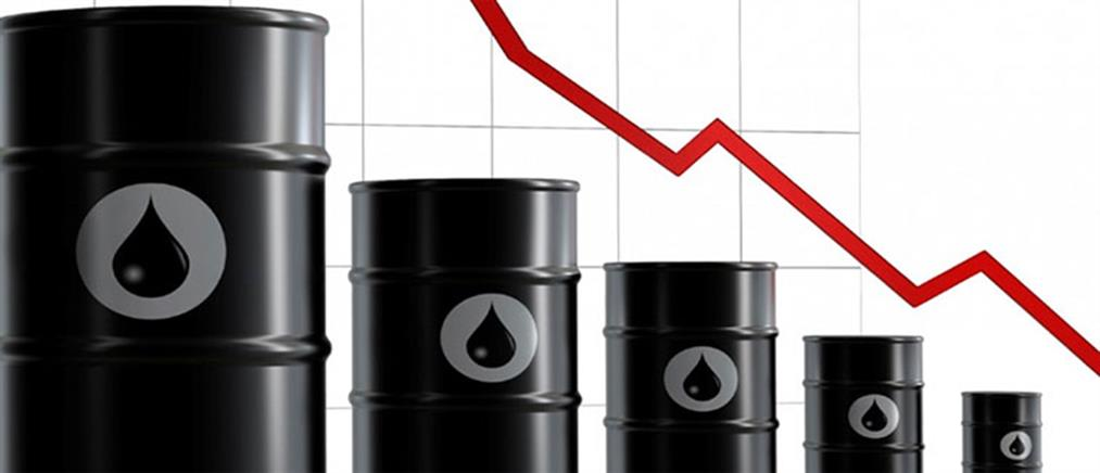 Πετρέλαιο: βουτιά 15% μέσα σε μια εβδομάδα!