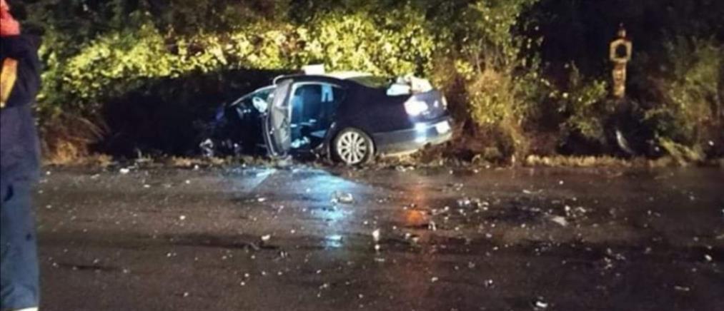 Τραγωδία με μία νεκρή σε τροχαίο με ταξί