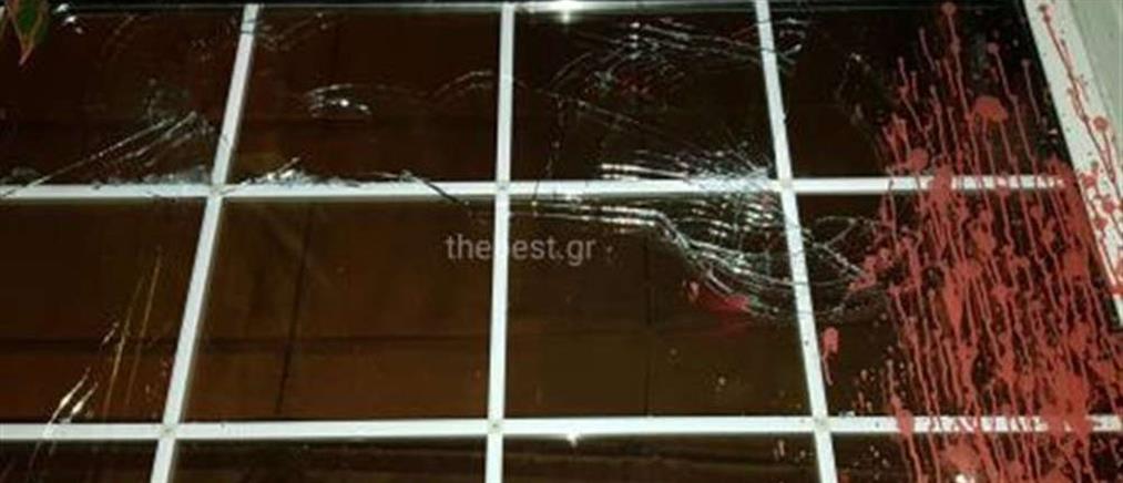 Επίθεση σε ξενοδοχείο πριν μιλήσει ο Άδωνις Γεωργιάδης (βίντεο)