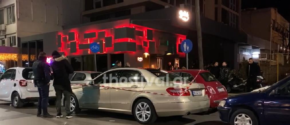 Πυροβόλησαν άνδρα έξω από κλαμπ στη Θεσσαλονίκη (βίντεο)